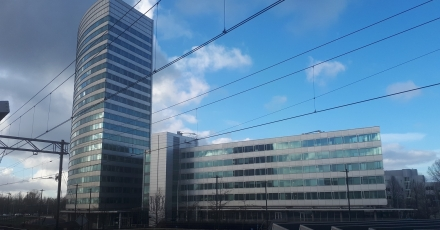 Pharos-gebouw wordt toonbeeld van circulaire economie