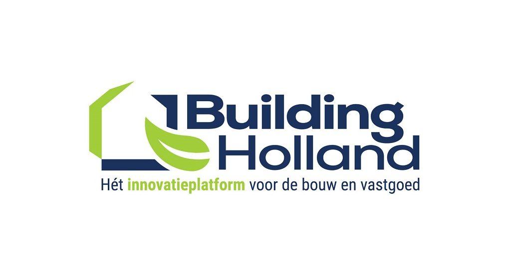 Pim Peters, Leonie van der Steen en Robert Jan van Egmond op Building Holland 2021