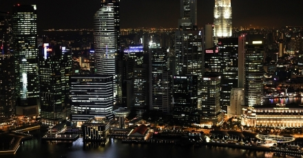 Pitchen voor verduurzaming vastgoed Singapore