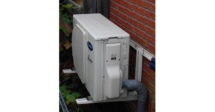 Grote reductie energieverbruik door inzet warmtepomp