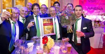 Prijs voor 3 Duurzaam Gebouwd-partners