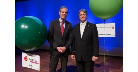Provincie Limburg en Enexis bouwen samen Econexis Limburg
