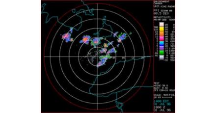 Radar zit hoogbouw in de weg