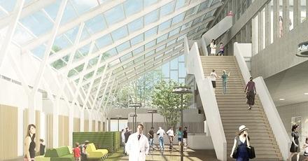 Radboud krijgt vernieuwd Tandheelkunde-gebouw