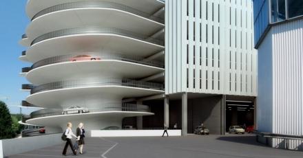 RAI vindt bouwer voor parkeergebouw
