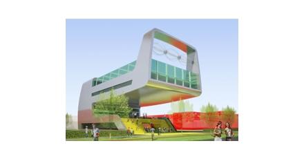 Rau ontwerpt techniek Boulevard in Bergen op Zoom