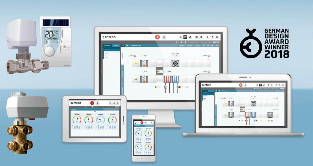 Regeltechnische oplossingen voor energiemanagement en gebouwbeheer
