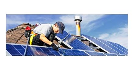 Register voor zonnepanelen en omvormers