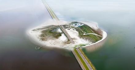 Renovatie Afsluitdijk van start