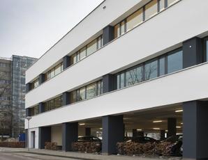 Renovatie brengt kantoorcomplex naar label A