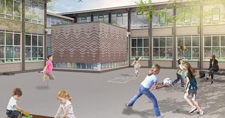 Basisschool De Plataan naar Frisse Scholen klasse B