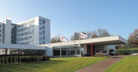 Renovatie van zorggroep in Hoensbroek