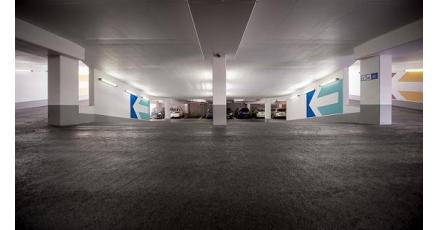 Renovatie parkeergarage Tilburg met duurzame kunststofhars