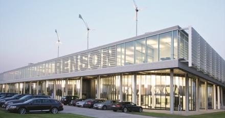 Renson nieuwe partner van Duurzaam Gebouwd