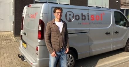 Robisol nieuwe partner van Duurzaam Gebouwd