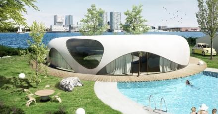 Ronde vormen als toekomstige architectuur?