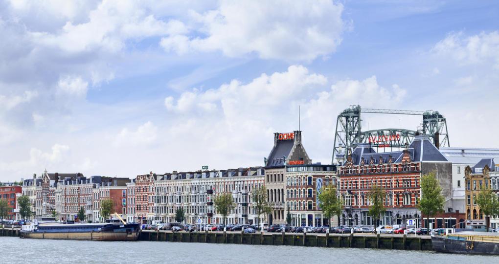 Rotterdam zet investeringen energietransitie in tegen crisis