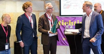 Rotterdam Centraal Station wint Daylight Award 2014