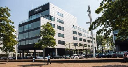 Rotterdams gebouw krijgt warmtewerend glas