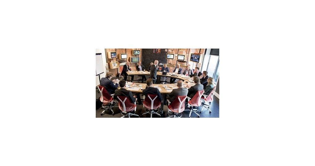 Round Table: Gezonde Gebouwen