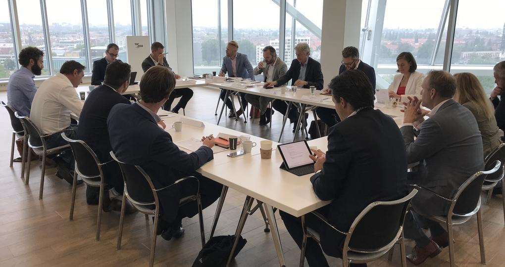 Round Table Klimaatbestendig Bouwen