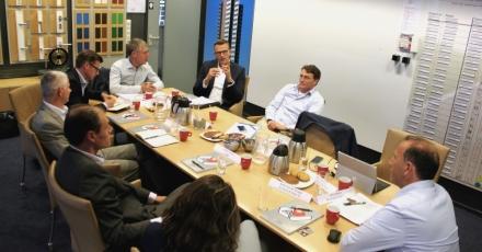 Round Table: 'Renovatie en transformatie zorgen voor zoektocht naar balans'