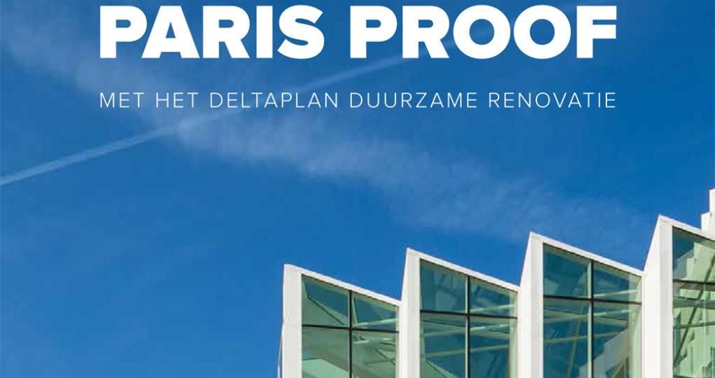 Ruim 60 marktpartijen presenteren Deltaplan Duurzame Renovatie