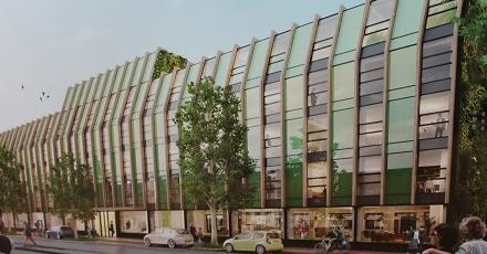 Rura Nova: 1 gebouw met meer functies