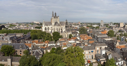 's-Hertogenbosch bouwt 1.200 woningen in 2018