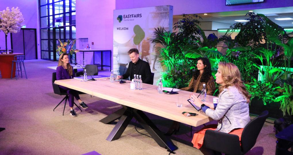 Samen versnellen en circulaire installaties bij Building Holland Digital