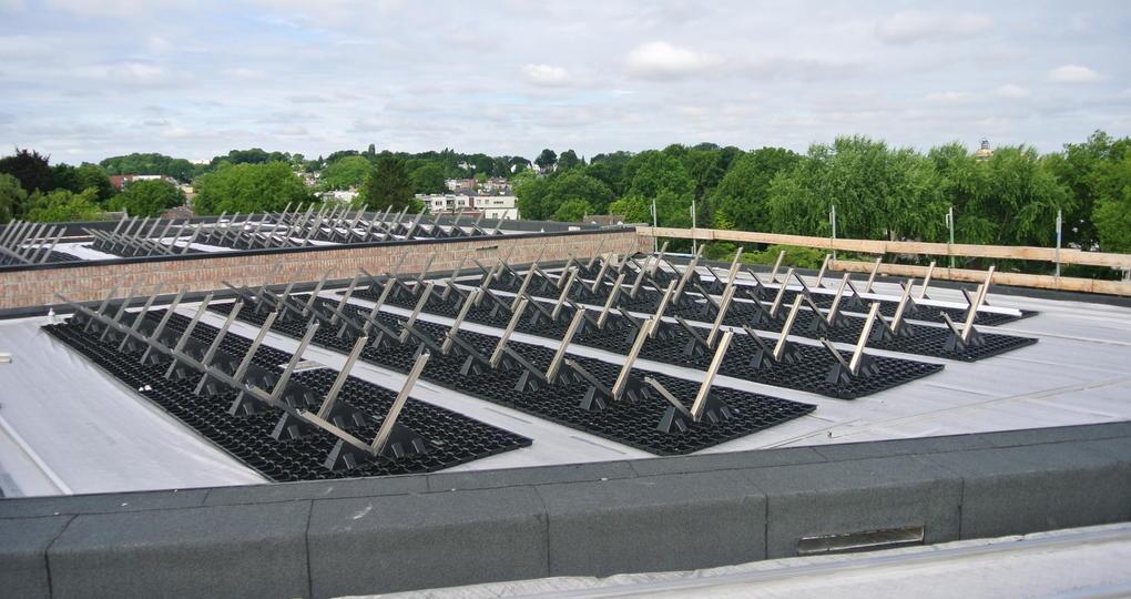 Samenwerken voor een duurzaam dakconcept