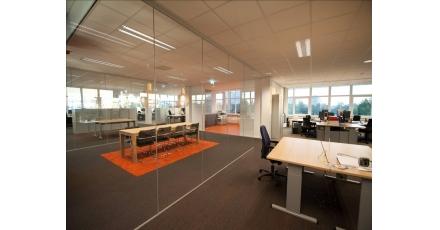 Samenwerking renovatie regiokantoor Amsterdam