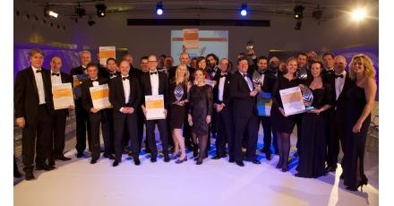 Samenwerkingsprojecten winnen Nederlandse Bouwpluim 2013