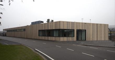 Schiphols nieuwe mortuarium energieneutraal en cradle-to-cradle