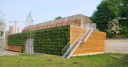 Science Park Amsterdam weer een stukje groener