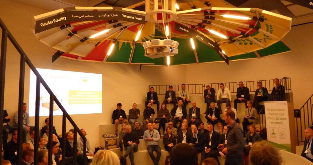 Seminar belicht 95% hergebruik voor renovatie stadhuistoren