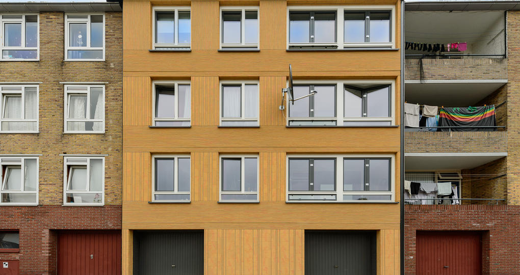 Slimme fabriek voor renovatiepakketten in Overijssel