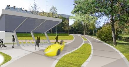 'Slowlane verbindt groen, sport en mobiliteit'