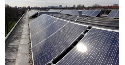 Sociale huurders profiteren van zonne-energie
