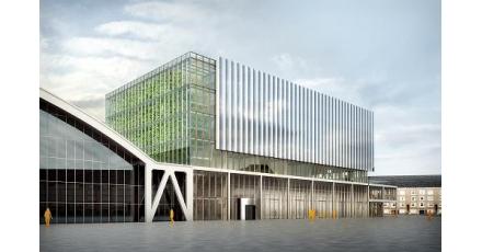 Start bouw multifunctionele RAI-gebouw in oktober