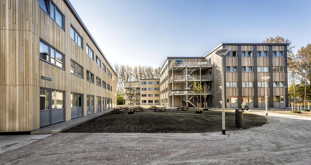 Startblok Elzenhagen is modulair, circulair en BENG