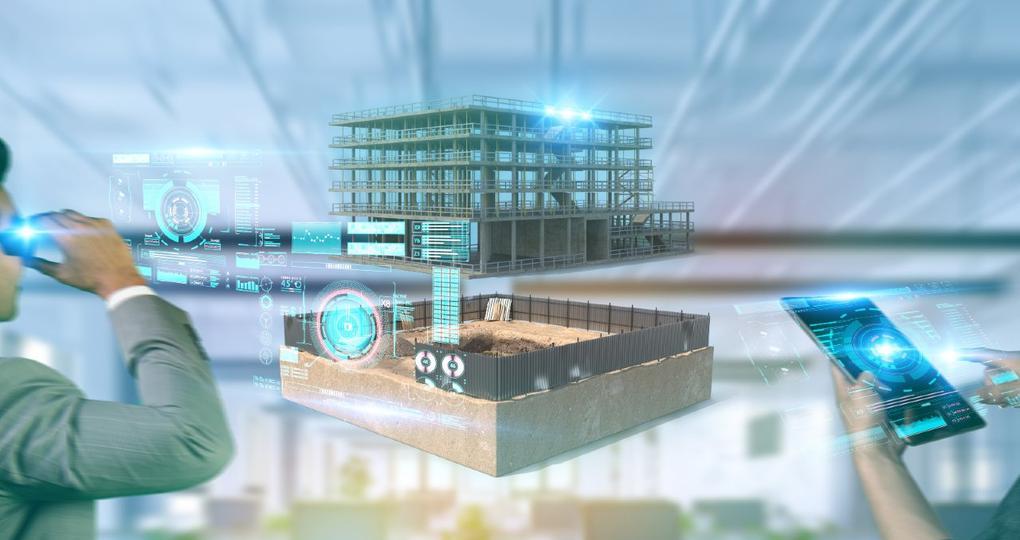 Strukton Worksphere wint award voor beste Digitale Bouwbedrijf 2020