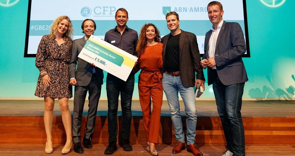 Studio Solarix winnaar van ABN AMRO Innovation Challenge 2019