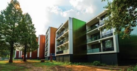 Succesvol groot onderhoud Hippe Hoogbouw Nijmegen
