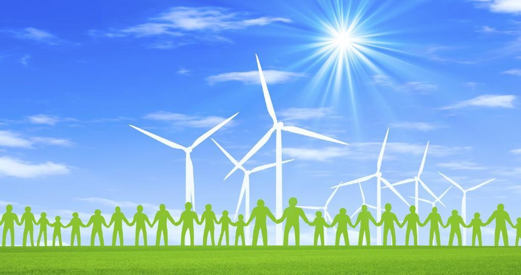 Succesvolle bewonersinitiatieven in de energietransitie