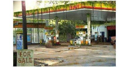 Tankstation van de toekomst