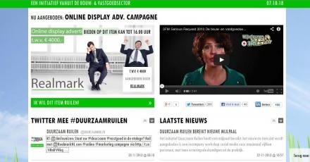 Te ruil: Online Display Advertising Campagne