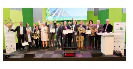 Terugblik: gemeente en Fries bouwbedrijf winnen awards