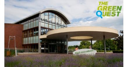 The Green Quest maakt St. Elisabeth Ziekenhuis milieuvriendelijker