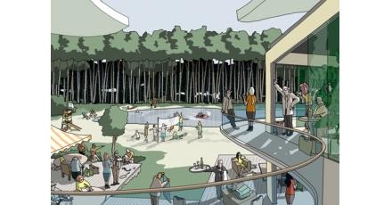 Tilburg Mall van MVRDV architecten